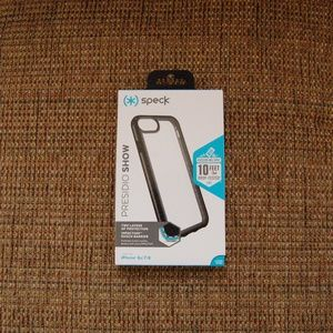 Speck Presidio Iphone Case for 6's-7 and 8